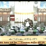 Khutbat-ul-Jumma 26th Sep 2014