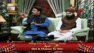 NAIMAT-E-IFTAR (LIVE FROM LHR) 12 July 2015