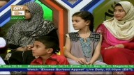 Rehman Kay Mehman (Kids segment) 10th September 2016