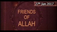 Friends of Allah – Topic – Tasawwuf