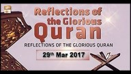 Reflection – Topic – Hazrat Luqman Advice