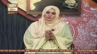 Seerat e Siddiq e Akber – 22nd March 2017