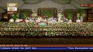 Mehfil-e-Milad-e-Mustafa From Lahore – 6th May 2017 – Part 3