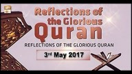 Reflection – Topic –  The Creations Of Allah