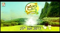 Subah Bakhar – 25th Jun 2017 – ARY Qtv