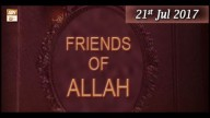 Friends of Allah – Topic – Abu Mahfooz Karkhi R.A