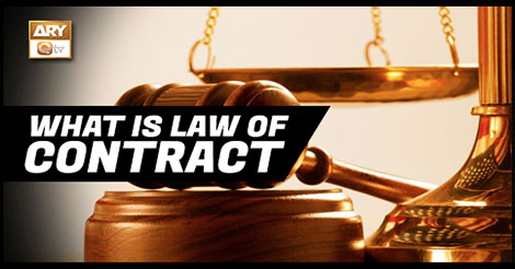 What Is Law of Contract